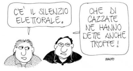 Il silenzio elettorale al tempo dei social media | Comunicazione Politica e Social Media in Italia | Scoop.it