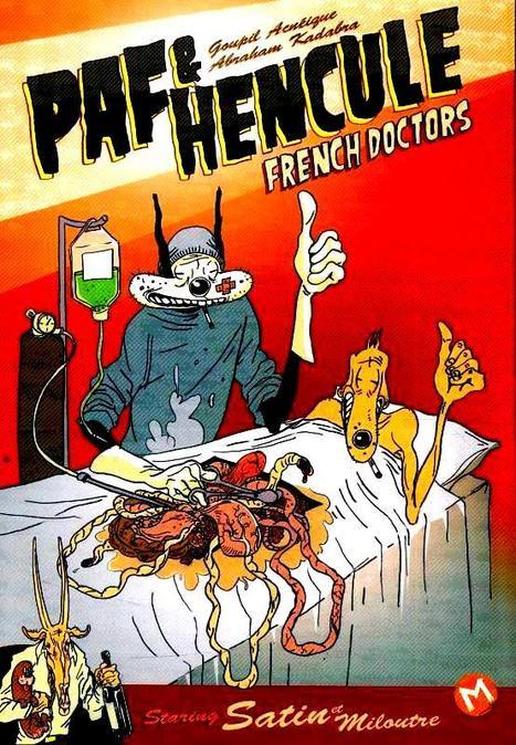 Paf & Hencule : 2 hommes en colère | Merveilles - Marvels | Scoop.it