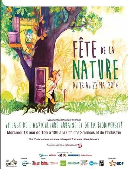 18 mai : Village de l'agriculture urbaine et de la biodiversité - Agriculture urbaine IDF | biodiversité en milieu urbain | Scoop.it