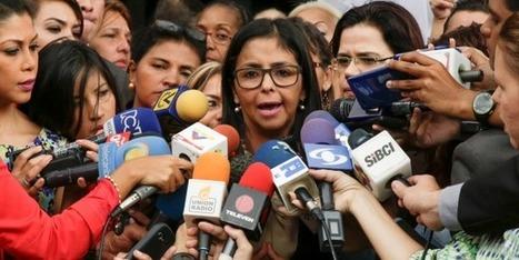 Suspendu du Mercosur, le Venezuela s'invite à une réunion | Venezuela | Scoop.it