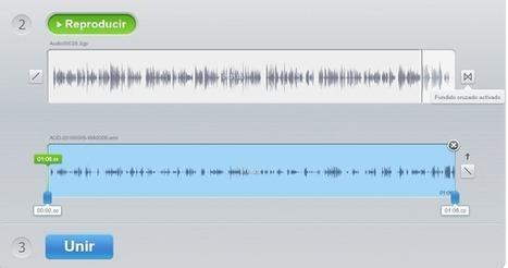 Audio Joiner, para combinar fácilmente pistas de audio | El colador | Scoop.it