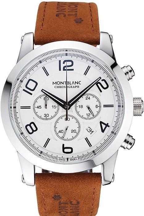 Replica MontBlanc TimeWalker Chronograph