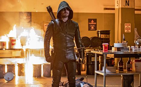 'Arrow' Boss Teases Big Reveals in Winter Finale   ARROWTV   Scoop.it