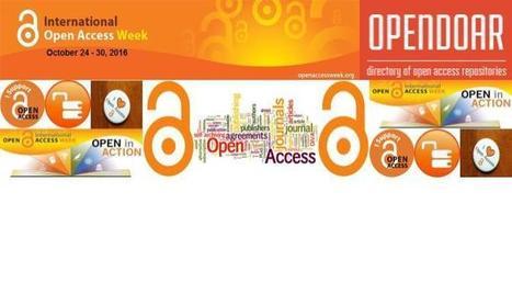 Bibliografía de repositorios digitales de acceso abierto | Maestr@s y redes de aprendizajes | Scoop.it
