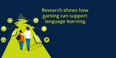 Research shows how gaming can support language learning   JRD's educational gaming   Scoop.it