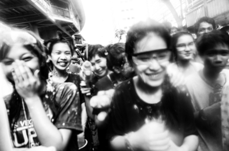 In Pictures: Thailand's Songkran festival | RIC World Regional Geography | Scoop.it
