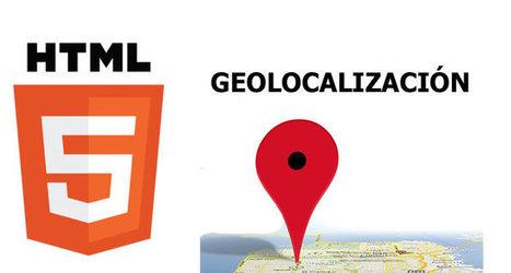 Geolocalización utilizando la API de HTML5 - Geek's Room (blog)   Herramientas Desarrollo Web   Scoop.it