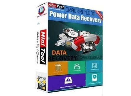 minitool power data recovery license key 8.1