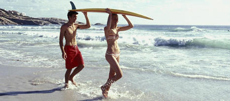 Les 7 leçons de la « surf attitude » : Devenir le plus léger possible, ne jamais forcer   Surfer la vie   Scoop.it