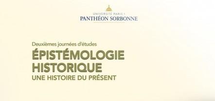 Appel à contributions.Troisièmes Journées d'études Epistémologie Historique, Paris 2017 | Philosophie en France | Scoop.it