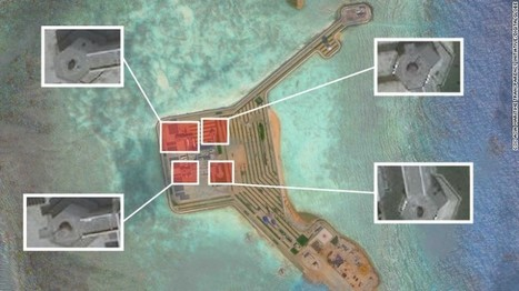 China installs weapons on contested South China Sea islands | Geography Education | Scoop.it