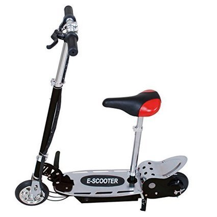 Maxtra® Electric Scooter bike 24V 120W Red