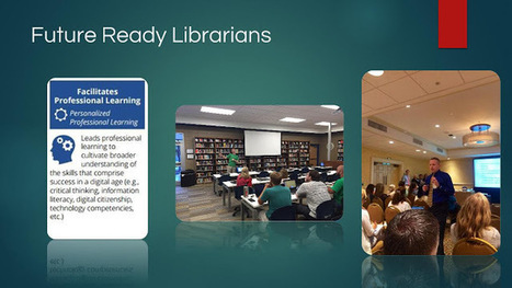 Are We Future Ready Librarians? | LibraryHints2012 | Scoop.it