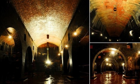 Underground reservoir which provided drinking supplies for 108 years | British Genealogy | Scoop.it