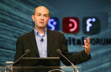 Chris Anderson: «L'imprimante 3D aura plus d'impact que le Web» - Rue89 | CulturePointZero | Scoop.it
