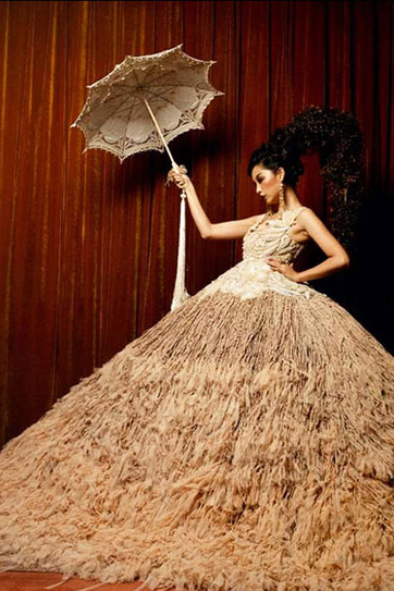 Innovative Company Award Winner, Guo Pei Interview Exclusive by Fashion Studio Magazine | Change Leadership Watch | Scoop.it
