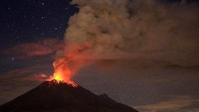 Volcano causes Mexico flight chaos | Masada Geography | Scoop.it
