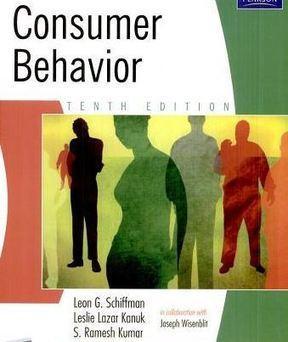 Consumer Behavior 10th Edition pdf Schiffman -