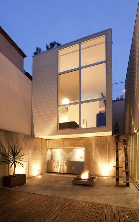 Casa Becerril by Garcia Studio   Rendons visibles l'architecture et les architectes   Scoop.it