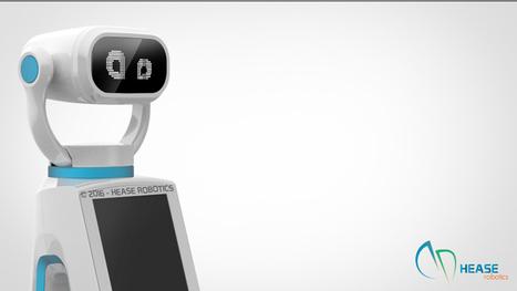 Le robot HEASE pour vous servir ! - VieArtificielle.com | Des robots et des drones | Scoop.it