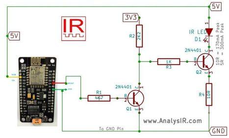 atari 2600 joystick tv remote control hacked rh scoop it Raspberry Pi Circuit Diagram Raspberry Pi Relay Board