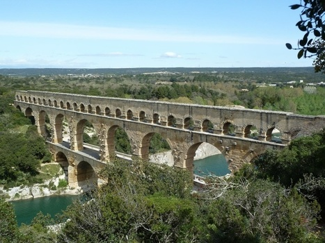 Pont du Gard - Gard - France   Faaxaal Forum Photos gratuite Faune et Flore   Scoop.it