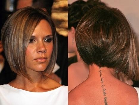 Trendige Frauen Frisuren Kurze Haare Bob Im Jah