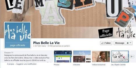 La victoire d'une page fan de Plus belle la vie contre Facebook et la production | Réseaux sociaux et community management en France | Scoop.it