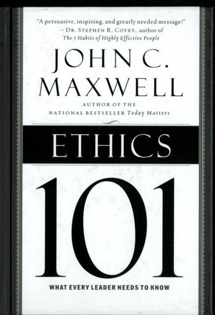 THERE IS NO SUCH THING AS BUSINESS ETHICS | The Key To Successful Leadership | Scoop.it