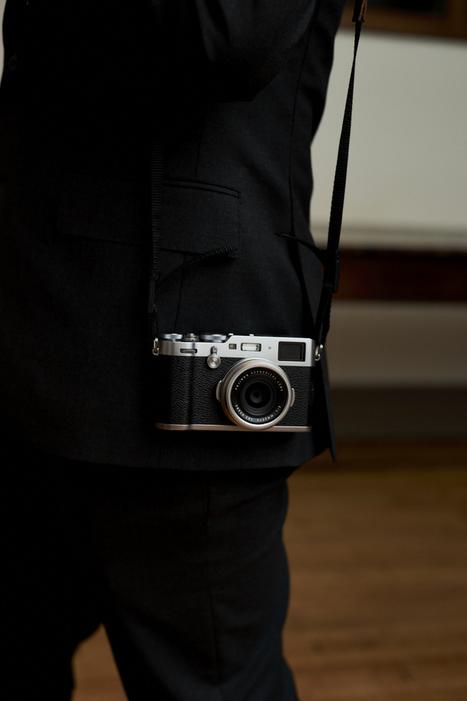 First Impressions: Fujifilm X100F 24.3MP Fixed Lens Camera | Fujifilm X Series APS C sensor camera | Scoop.it
