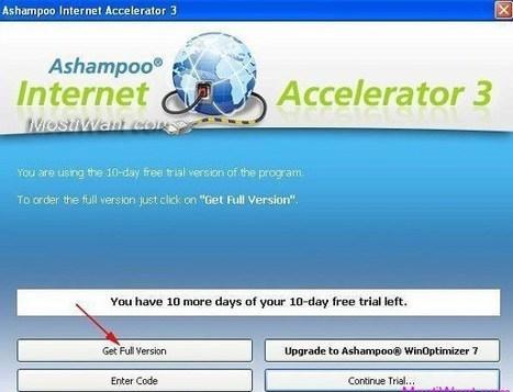 Ashampoo Internet Accelerator 3 Crack Plus Serial' in pcsoftwaresfull |  Scoop.it