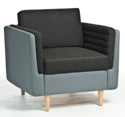 Versatile Convertible Seating from 608 Design | CRAW | Scoop.it