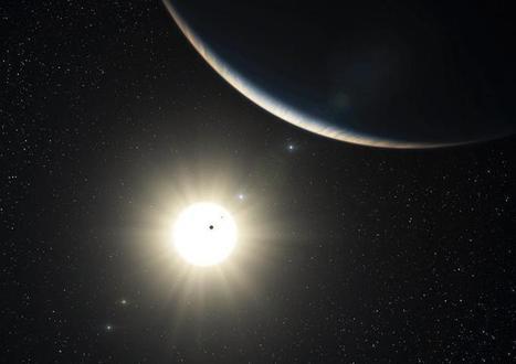 L'étoile HD 10180 aurait plus de planètes que le Soleil   The Blog's Revue by OlivierSC   Scoop.it