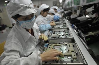 Smaller manufacturer seeks to take Apple business from Foxconn | SOCIALFAVE - Complete #SMM platform to organize, discover, increase, engage and save time the smartest way. #TOP10 #Twitter platforms | Scoop.it