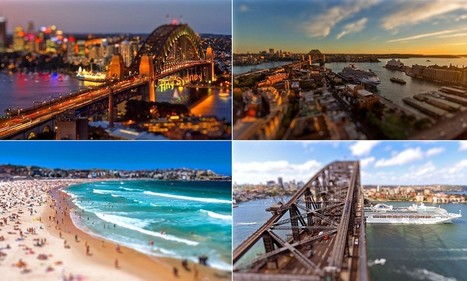 Stunning Tiny Sydney time-lapse video shows attractions – in MINIATURE | Everything from Social Media to F1 to Photography to Anything Interesting | Scoop.it