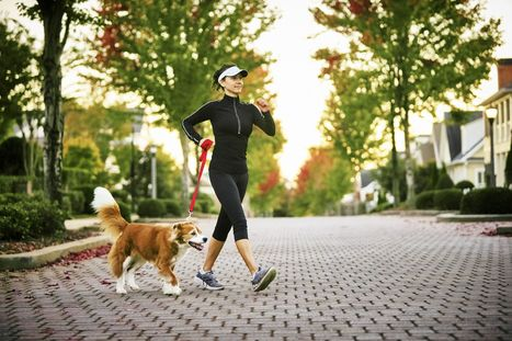 6 Ways Walking Is a Real Exercise | One Step at a Time | Scoop.it