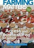 Access and benefit sharing of genetic resources | Agricultural Biodiversity | Scoop.it