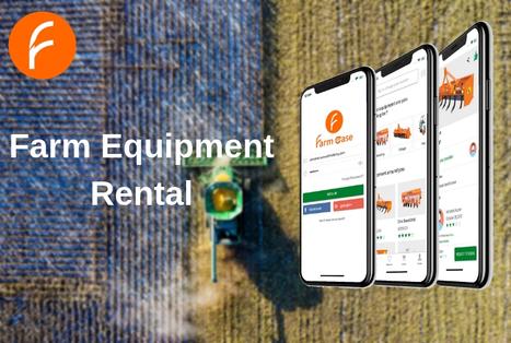 Farmease App In Farm Equipment Rental Scoop It