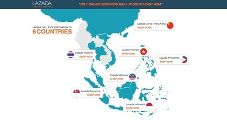 Lazada, Rocket Internet's Amazon Clone In Southeast Asia, Raises $250M Led ByTemasek   #Digitalanyheter   Scoop.it