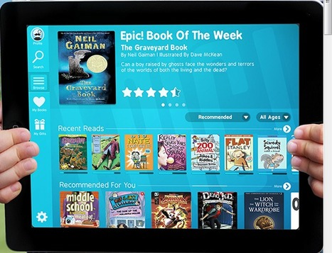Epic! presents a gift for educators: a free single subscription to its' iPad app | A Librarian Who Uses Technology to Support Instruction Designed For All Learners | Scoop.it