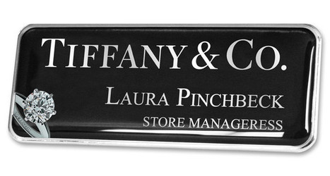 Why Wear A Name Badge? | B-Gina™ TechNews Report | Scoop.it