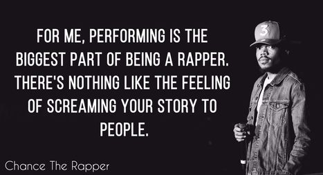 20 Best Chance The Rapper Quotes | Central Of S...