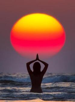 Saludo al sol, yoga para activar tu cuerpo y tu espíritu | La Miscelánea | Scoop.it