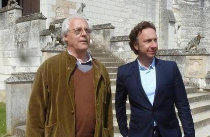 Stéphane Bern est un homme de parole - 29/07/2014, Loches (37) - La Nouvelle République | Revue de presse - Loches, Touraine - Châteaux de la Loire | Scoop.it