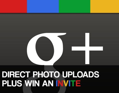 How To: Upload Photos To Google+ Directly From Your iDevice - And Win An Invite! -- AppAdvice   Technology and Gadgets   Scoop.it