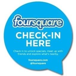 Foursquare Timemachine, visualiza tus check-ins en un timelapse | Twitter, Facebook y Redes sociales | Scoop.it