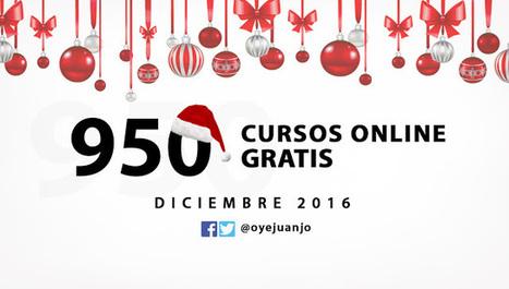 950 cursos virtuales y gratuitos que inician en diciembre | desdeelpasillo | Scoop.it