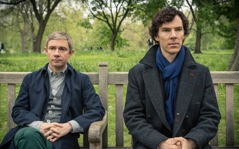 Sherlock facts: 21 things you didn't know - Telegraph.co.uk | Just Put Some Gears on It | Scoop.it
