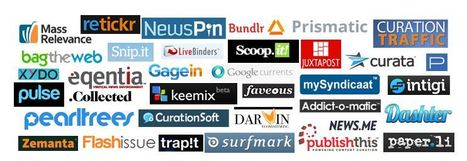 The Ultimate List of 60+ Content Curation Tools and Platforms | The Curated Self | Scoop.it