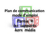 Faire un Plan de Communication : les Supports Hors Médias   WebZine E-Commerce &  E-Marketing - Alexandre Kuhn   Scoop.it